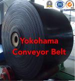 Banda transportadora de Yokohama de la cuerda de acero ahorro de energía