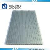 Anti-UV du soleil en plastique creux en polycarbonate Conseil pour les toitures
