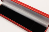 Коробка ювелирных изделий горячей крышки бумаги фольги чувствительная пластичная