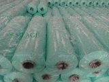 Película verde do envoltório da ensilagem do uso 750mm de Ireland para contratar