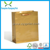 Commercio all'ingrosso su ordinazione del sacchetto di elemento portante di carta del mestiere del Brown