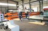 Plasma do CNC e máquina de estaca da flama para a placa de aço