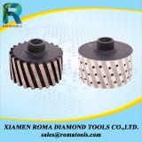 Копирная головка Romatools алмазные инструменты нулевой терпимости колеса для полировки камня кромки