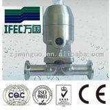 Пневматический мембранный клапан / санитарных клапан