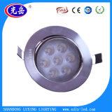 Luz de techo sin plomo 5W LED con PC Shell