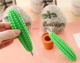 De in het groot 0.5mm Grappige Plastic Goedkope Decoratieve Ballpointen van de Cactus