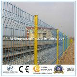 低価格は電流を通した溶接された金網の塀のパネル(製造業者)に
