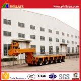 250 tonnes de machines à usage intensif de remorque hydraulique de transport modulaire