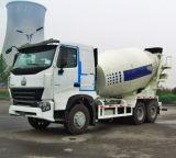 de vrachtwagen van de het cementmixer van 8 - 12 M3/Concrete Mixer Truck
