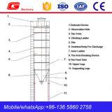 Pequeño silo de acero del polvo del cemento con el vibrador para la venta (SNC50)