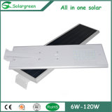 indicatore luminoso di via solare di 30W -120W con il LED per illuminazione esterna