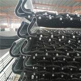Rete metallica tessuta Anping di Crimmped per la fabbrica del carbone