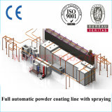 Ultimo Powder Sieving Machine in Powder Coating Line