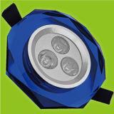 高い発電LED Iight (光線022BL)