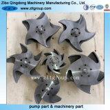 砂型で作るか、または失われたワックスの鋳造の投資鋳造のDurcoポンプコンポーネント