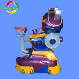 Het Lopen van het vermaak Robot met Muziek en het Vechten van de Laser Wijze voor Volwassene en Ritten Kiddie