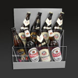 Gabinete do visor de vidro de vinho acrílico Btr-D2172
