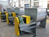 Máquina doble horizontal del mezclador de la cinta para el polvo seco