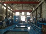 격판덮개 고무 컨베이어 벨트 가황 압박 가황기 기계 공장 플랜트