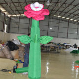 Flor insufláveis personalizados para decoração de flores insuflável de anúncio