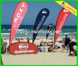 Promotion de la publicité de haute qualité Sail vent drapeaux de la bannière de lame