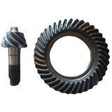 Ingranaggi conici di spirale dell'attrezzo dell'asse di azionamento della parte posteriore del camion del metallo di precisione BS5067 8/39