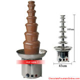 7 уровней коммерческих шоколадный фонтан машины (CF42A)