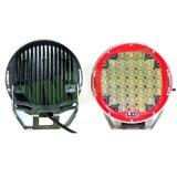 Diodo emissor de luz quente da lâmpada de 185W 9inch IP68 auto que conduz a luz de trabalho para o jipe