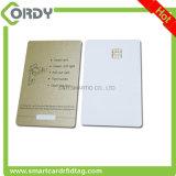 8H10D番号を用いる光沢のある終わりMIFARE標準的な1k RFIDのカードは印刷した