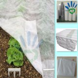 Рециркулированная ткань полипропилена Nonwoven/Non сплетенное скрепление крышек урожая Nonwoven ткани земледелия UV обработанное закрученное полипропиленом