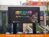 Fixes extérieurs d'intérieur installent annoncer le signe de DEL/écran de location de panneau/mur/panneau-réclame/module/affichage vidéo