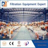 Équipements de séparation liquides et solides Chambre Filtre presse