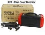 건전지와 변환장치를 가진 휴대용 태양 에너지 공급