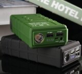 Accessoire de voiture Accessoire Portable Power Bank avec protection contre les courts-circuits