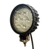 Nuevamente lámparas redondas del trabajo de la máquina de 5inch 12V 56W LED