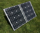 Motorhome로 야영을%s 태양 전지판을 접히는 100W