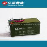 12V 200ah Runchunの鉛の酸のゲル電池