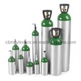 DOT-3Al Série de cilindros de oxigênio de alumínio