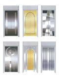 사우디 아라비아 시장을%s 엘리베이터 스테인리스 장식적인 장