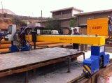 Maschine CNC-Plasmz für Ausschnitt des Stahlblechs