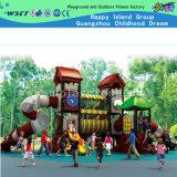 Новый дизайн пластиковых Детская площадка оборудование для продажи (HD-1001C)