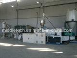 WPC / PVC Fenêtres et porteuses Extrusion / Ligne de production