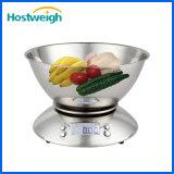 GroßhandelsEdelstahl-wasserdichte Digital-Küche-Schuppe mit Filterglocke