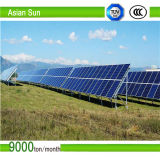 Winkel-justierbarer Solargleichlauf-Systems-Halter für PV-Energien-Energie