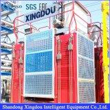 Plaats van de Verkoop van het Hijstoestel van de Bouw van Xingdou de de Chinese/Leverancier van het Bouwmateriaal in Doubai