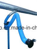 Bras d'extraction de boyau/vapeur d'extraction de vapeur de PVC de qualité avec le capot d'échappement