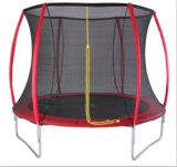 trampoline van de Vorm van de Lantaarn van 8ft14ft de Ronde met de Ritssluiting van de Vorm van L van de Bijlage