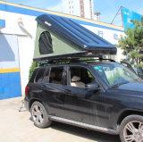 Fábrica que vende a barraca superior de acampamento do telhado da barraca dura ao ar livre da parte superior do telhado do carro do escudo