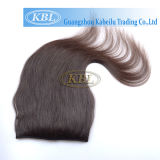 Clip de la calidad en las extensiones del pelo para las mujeres blancas