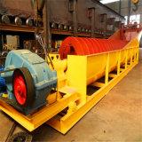 Classificatore a spirale per la strumentazione di Desliming della miniera